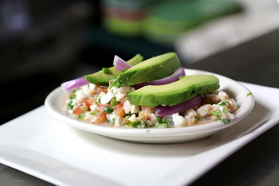 Ceviche Can Be a Quick Lunch or Tasty Appetizer