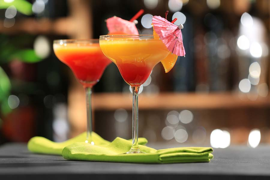Tequila Sunrise and Margarita Recipes