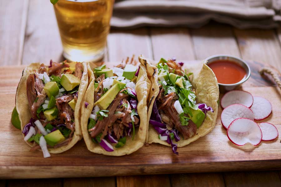 How Many of These Tacos Have You Seen on Menus?